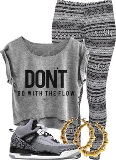 """""""-New Neighbors?"""" by soniawashere ❤ liked on Polyvore ( different pants for sure )"""