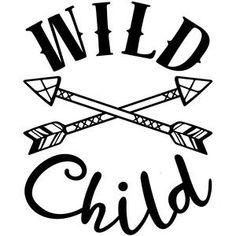 Silhouette Design Store: wild child