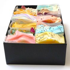 "collection- minis,"" Soap is to the Body, what laughter is to The Soul."" - Easy Crafts for All Savon Soap, Soap Display, Soap Boxes, Handmade Soaps, Handmade Soap Packaging, Bath Bomb Packaging, Bath Soap, Cold Process Soap, Soap Recipes"