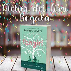 """#AtelierDeiLibri Buona sera sognalettori! Ma quanto vi è piaciuta la mia recensione di """"Fangirl"""" ( qui ) ? Sono felicissima quando accade: quando le..."""