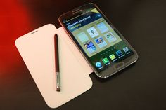 Preview Samsung Galaxy Note II