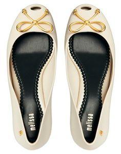 Image 3 ofMelissa Ultragirl High Vanilla Heeled Shoes