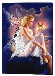 Mejores 174 Imágenes De ángeles Y Hadas En Pinterest