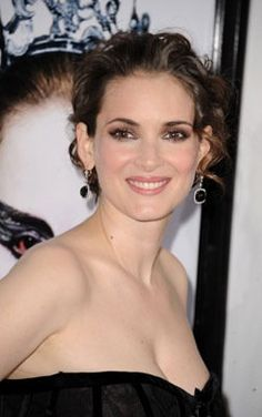 Winona Ryder at event of Black Swan (2010)