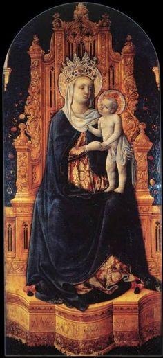 Dal museo al territorio: il restauro della Madonna con il Bambino di Antonio Vivarini e l'attività veneziana dell'artista