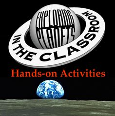 More than 25 hands-on science activities are provided in classroom-ready pages for both teachers and students for exploring Earth, the planets, geology, and space sciences.
