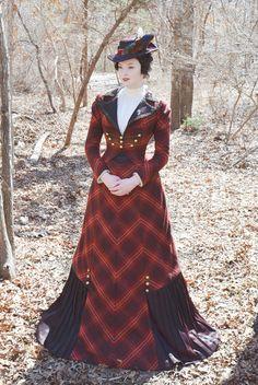 Plaid_1890s_Angela Clayton