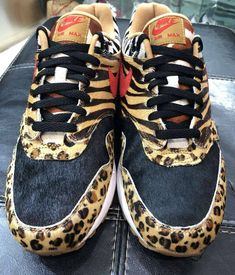 Up Close With The atmos x Nike Air Max 1 Beast Pack 2.0 c36af72a4