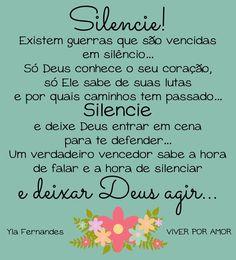 Silêncio!!