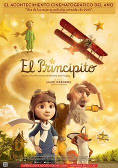 el-principito-argentina; pelicula; sub movie; emergency sub plans; cross-curric with french