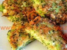 Detail receptu - Karbanátky z brokolice