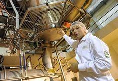 La coopérative Isigny Sainte-Mère (14) va doubler sa capacité de production en poudre de lait ...!!!