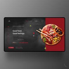 Designed by Nicola Trabace . Web Ui Design, Menu Design, Food Design, Brochure Design, Page Design, Banner Design, Flyer Design, Layout Design, Branding Design