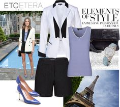 """""""Etcetera Spring Summer 2013 - Get Olivia Palermo's Look"""" by etcetera-nyc on Polyvore"""
