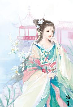Great Tips For People Who Want Perfect Skin Boy Art, Art Girl, Geisha, Persona, Oriental, Fantasy Art Landscapes, Painting Of Girl, Girl Paintings, China Art