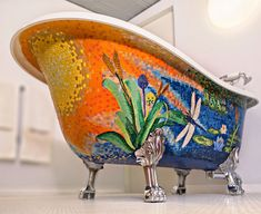 Idea, tricks, also guide with respect to acquiring the very best outcome and also making the max usage of Bathroom Mosaic Mosaic Furniture, Funky Furniture, Painted Furniture, Mosaic Glass, Mosaic Tiles, Glass Art, Mosaics, Stained Glass, Mosaic Mirrors