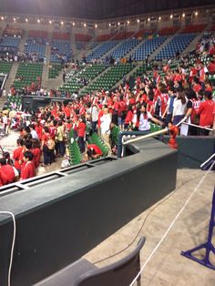 © Basketball Spirits 歓喜の浜松客席