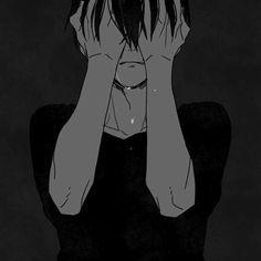 Resultado de imagen para sad anime boy wallpaper