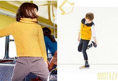 Mostaza, el tono luminoso en moda infantil | petit-on.com
