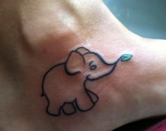 Elephant. If I ever got one it would be this.  But not getting one.