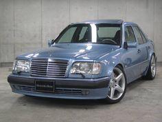 Mercedes Benz 124 BRABUS 6.0 E500