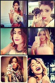 Selfies, make up favourite pictures