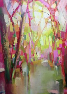 """A 36""""x24"""" painting in progress. Almost done! May... 