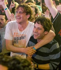 Today, we appreciate the hell out of Paul Rudd in I Love You Man with Meghan Griffin, because everybody loves a bromance romcom with him and Jason Segel. We dive into the important questions… Funny Comedy, Funny Movies, Good Movies, Comedy Movies On Netflix, Netflix Netflix, Great Romantic Comedies, Male Friendship, Paul Rudd, I Love You