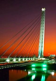 Puente de Alamillo -  Sevilla