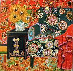 Chair Addiction Painting