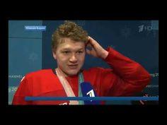 Интервью после победы 1-му каналу олимпийские чемпионы-2018: Ковальчук, ...
