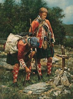 Image detail for -Thread: JJ's Highlanders & Robert Griffing Paintings