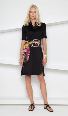 Etcetera | Spring 2015: Bullet dress, Whimsy scarf