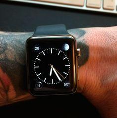 El Apple Watch no funciona bien en muñecas con tatuajes