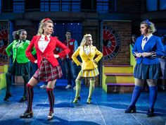 West End musical theater star Jodie Steele brings down the house with a cover of Andrew Lloyd Webber's 'Heaven on Their Minds. Heathers Costume, Heathers The Musical, Carrie The Musical, Broadway Costumes, Theatre Costumes, Broadway Theatre, Broadway Shows, Musicals Broadway, Musical Theatre Shows