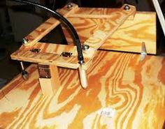 Image result for how to make a wood duplicator