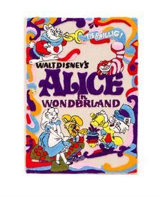 88acd304a OLYMPIA LE-TAN - Embroidered Alice in Wonderland Book Box Clutch Livros, Olympia  Le