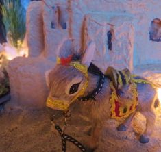 God's Gifts Eve-The Christmas Donkey