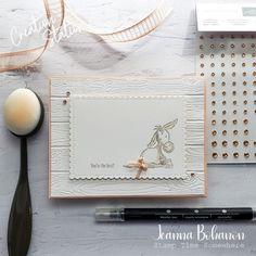 Baby Cards, Kids Cards, Blender Pen, Scrapbook Cards, Scrapbooking, Friendship Cards, Animal Cards, Baby Kind, My Stamp