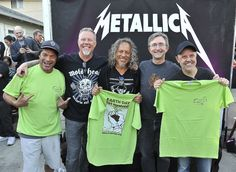 RSD AFTER PARTY - APR 16, 2016 - Metallica