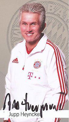 Legende !!! Jupp Heynckes