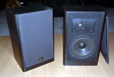 JBL LX22 Speakers