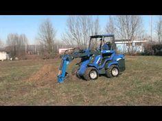 Mini pelle rétro avec MultiOne Tractors, Vehicles, Hobbies, Bricolage, Rolling Stock, Vehicle, Tools