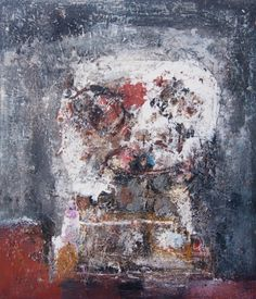 Abstract art by Vigintas Stankus | Oil on canvas 84x70