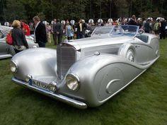 1935 Mercedes 500K Streamliner