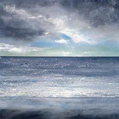 New painting 'After the Storm' #painting #coastalpainting pic.twitter.com/xMxuNHQeBU http://www.bridgetwinterbourne.co.uk/