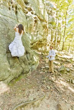www.boulderingonline.pl Rock climbing and bouldering pictures and news Very cool wedding. W