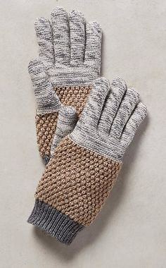 Streetstripe Gloves #anthrofave