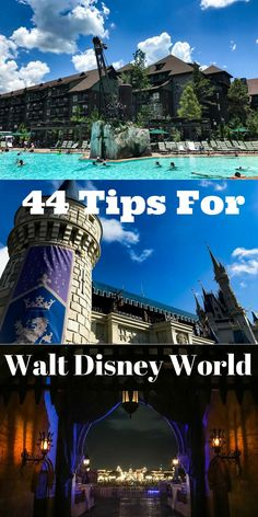 When visiting Walt Disney World, there are so many things that can save you time and money, but here are 44 tips.