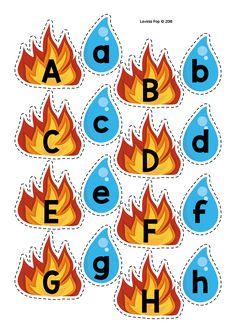Body Preschool, Preschool Centers, Preschool Crafts, Alphabet Activities, Literacy Activities, Space Activities, Community Helpers Lesson Plan, Fire Safety Week, Fire Prevention Week